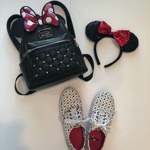 Mickey Minnie Shoes